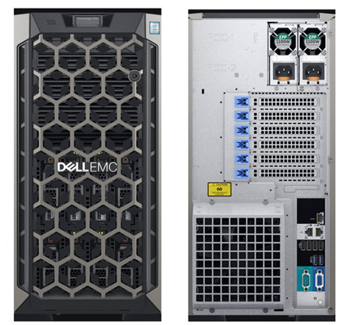 Сервер Dell EMC PowerEdge T440
