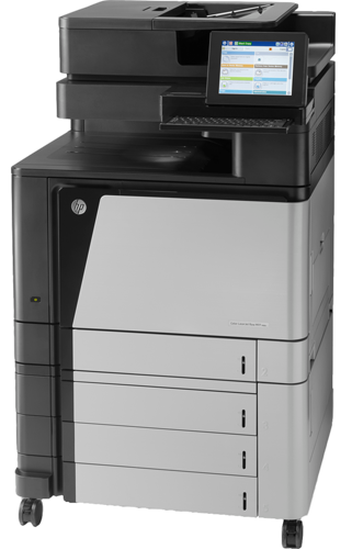 МФП НР Color LaserJet Enterprise flow M880z