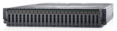 Серверный узел Dell PowerEdge C6420 (2U)