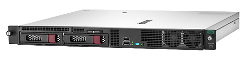 Сервер HPE ProLiant DL20 Gen10 (1U)