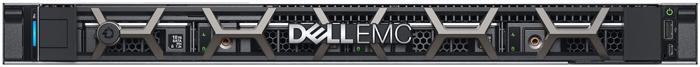 Dell PowerEdge R340 вид спереди