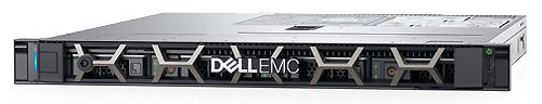 Сервер Dell EMC PowerEdge R340 (1U)