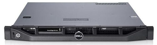 Сервер Dell PowerEdge R320 (1U)