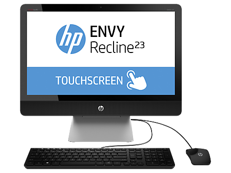 "Моноблок HP ENVY Recline 23-k400 TouchSmart All-in-One (23"")"