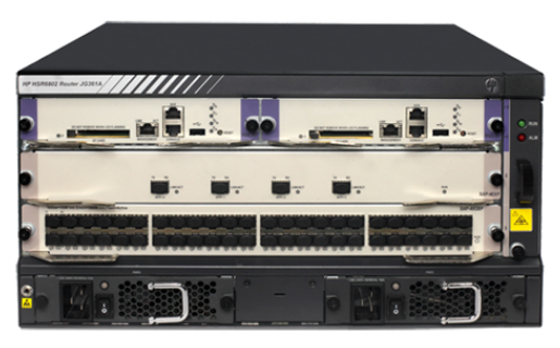 Маршрутизаторы HPE FlexNetwork HSR6800