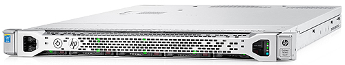 Сервер HP ProLiant DL360 Gen9 (1U)