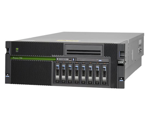 Сервер IBM Power 750 Express