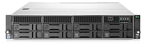 Сервер HP ProLiant DL80 Gen9 (2U)
