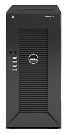 Сервер Dell EMC PowerEdge T30 Mini-Tower