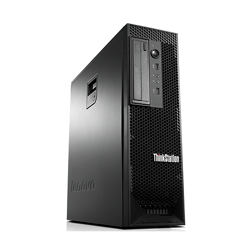 Рабочая станция Lenovo ThinkStation C30 Compact Tower