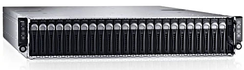 Стоечный сервер Dell PowerEdge C6320 (2U)