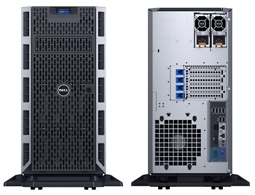 Сервер Dell EMC PowerEdge T330