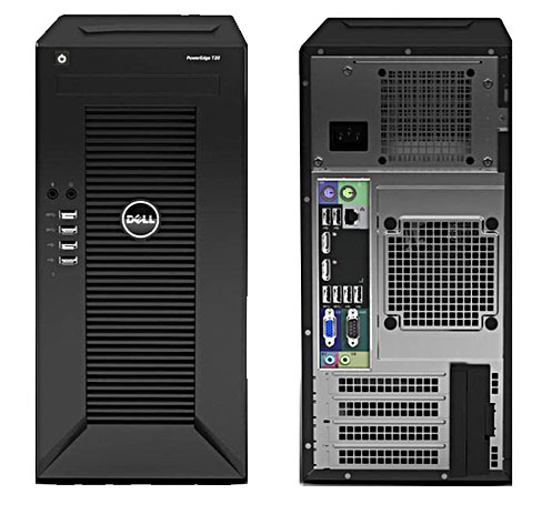 Сервер Dell PowerEdge T30 Mini-Tower
