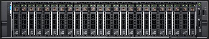 Сервер Dell PowerEdge R7425